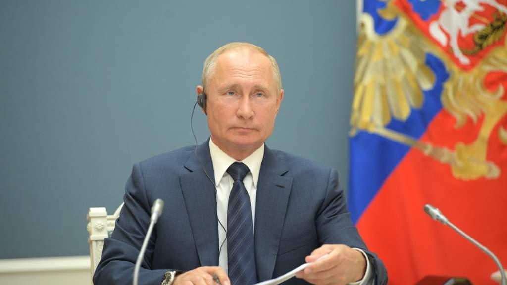 Владимир Путин: Россия готова предоставить вакцины нуждающимся странам