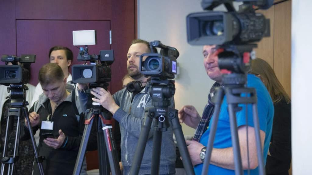 «Журналисты сделали свою работу»: союз журналистов о деле Репс