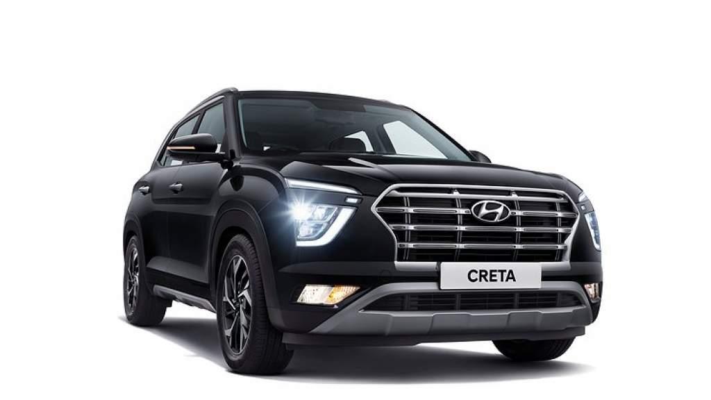 Абсолютно новый Hyundai Creta появится в России летом