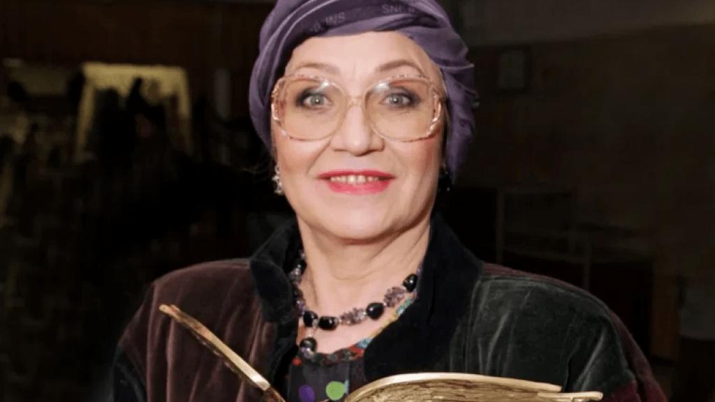 Актриса Нина Русланова отмечает 75-летие