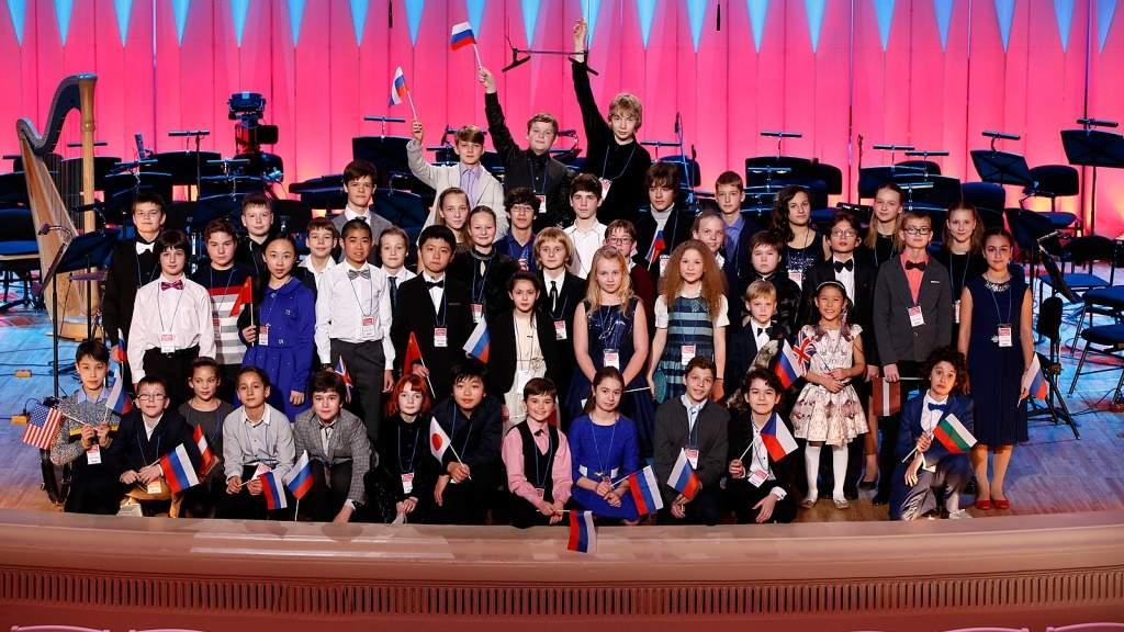 Дети из России, Чехии, Швейцарии и Латвии стали лауреатами конкурса «Щелкунчик»