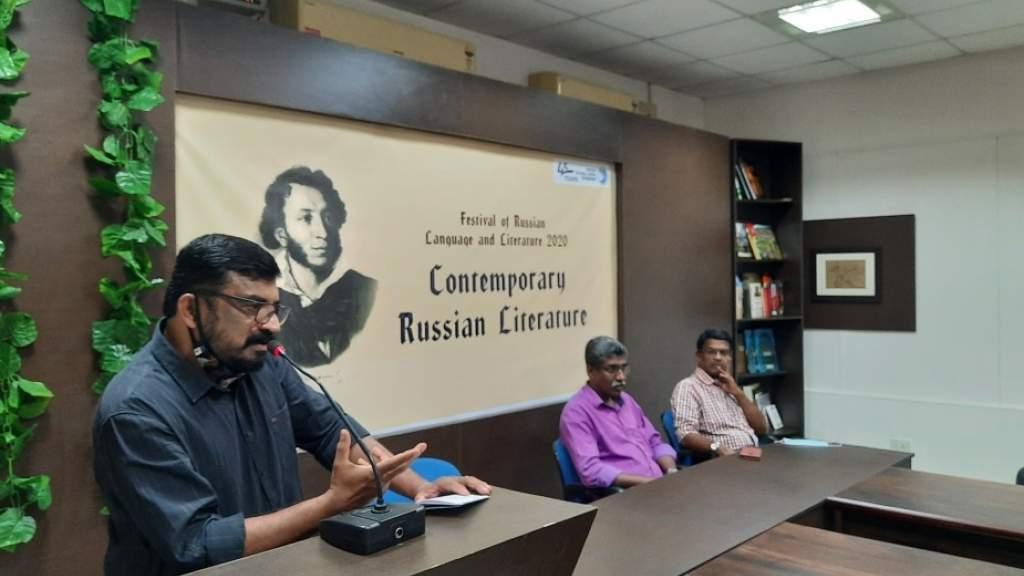 Фестиваль русского языка, литературы и культуры проходит в Тривандруме