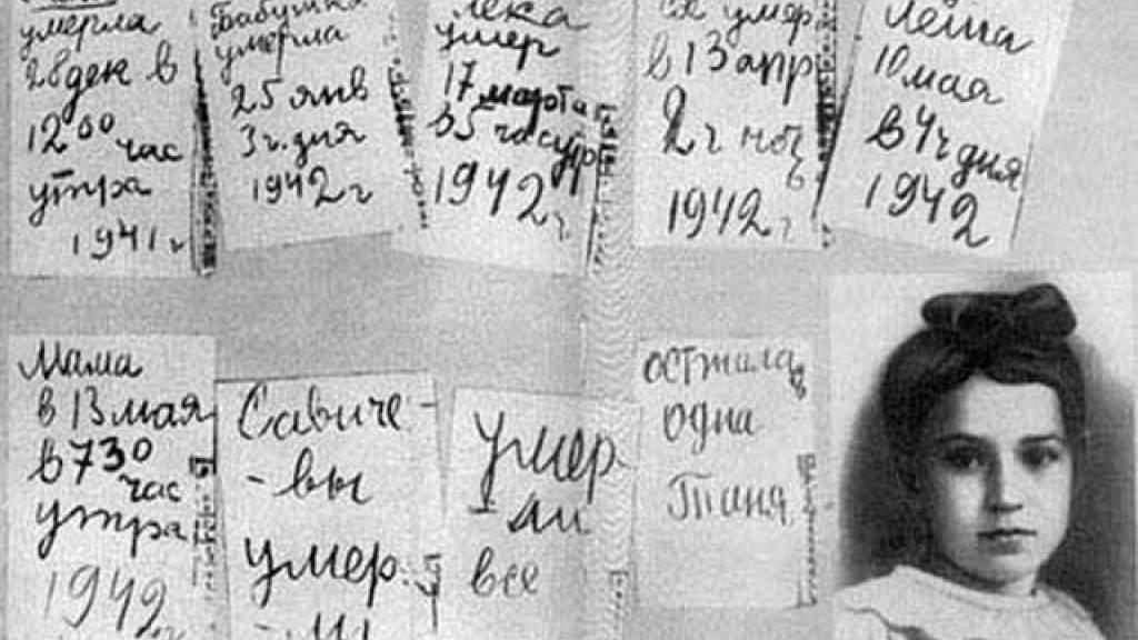 Фильм о Тане Савичевой снимают в Петербурге