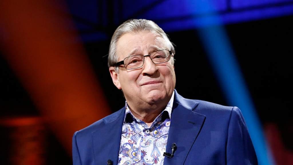 Геннадий Хазанов отмечает 75-летие