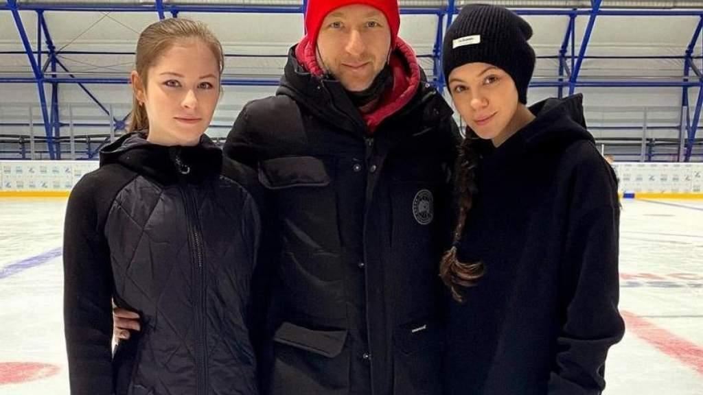 Юлия Липницкая присоединилась к академии Евгения Плющенко