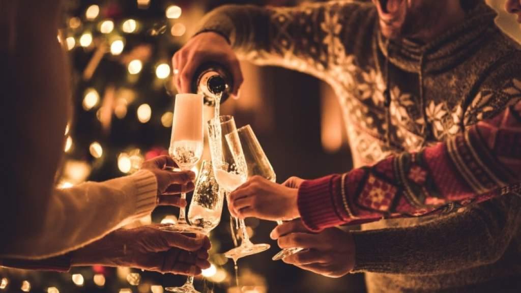 Как сократить вред для здоровья от алкоголя? Как не опьянеть в новогоднюю ночь?