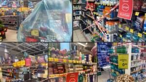 Картина маслом: как выглядят магазины в перый день новых запретов правительства