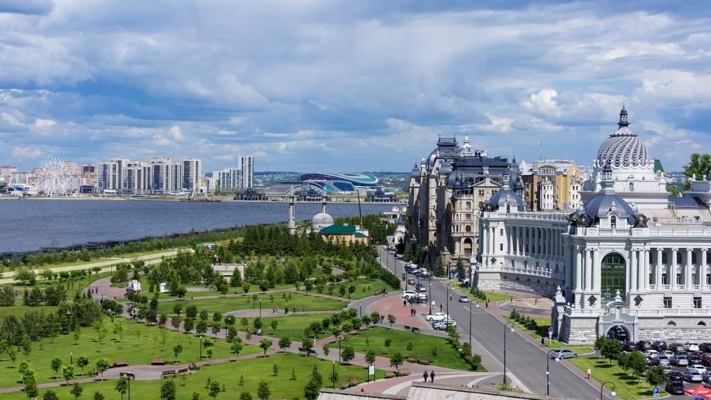 Кинематографисты из восьми стран сняли короткометражные фильмы о Казани