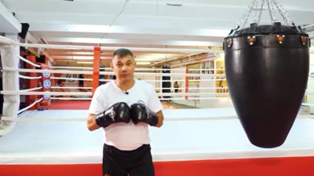 Константин Цзю о сыне-боксере: «Хочу в следующем году привезти его бой в Россию»