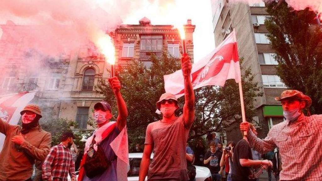 Литовской Премией свободы этого года предлагается наградить оппозицию Беларуси