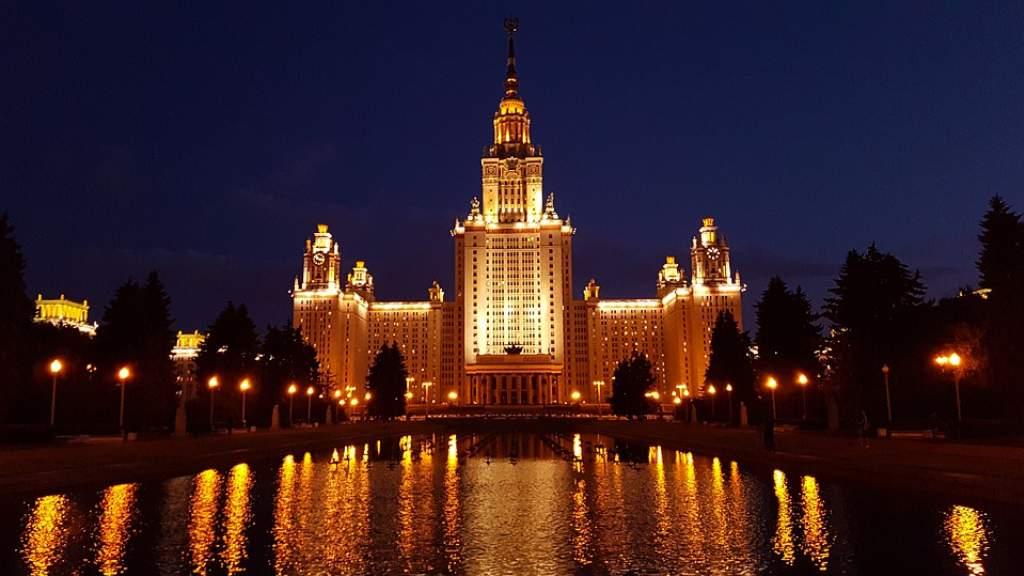 МГУ назван лучшим вузом в развивающихся странах Европы и Средней Азии