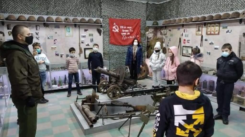 Молдавских детей познакомили с историей войны и работой поисковиков
