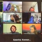 Международный клуб «Москва и соотечественники» провёл предновогоднюю встречу
