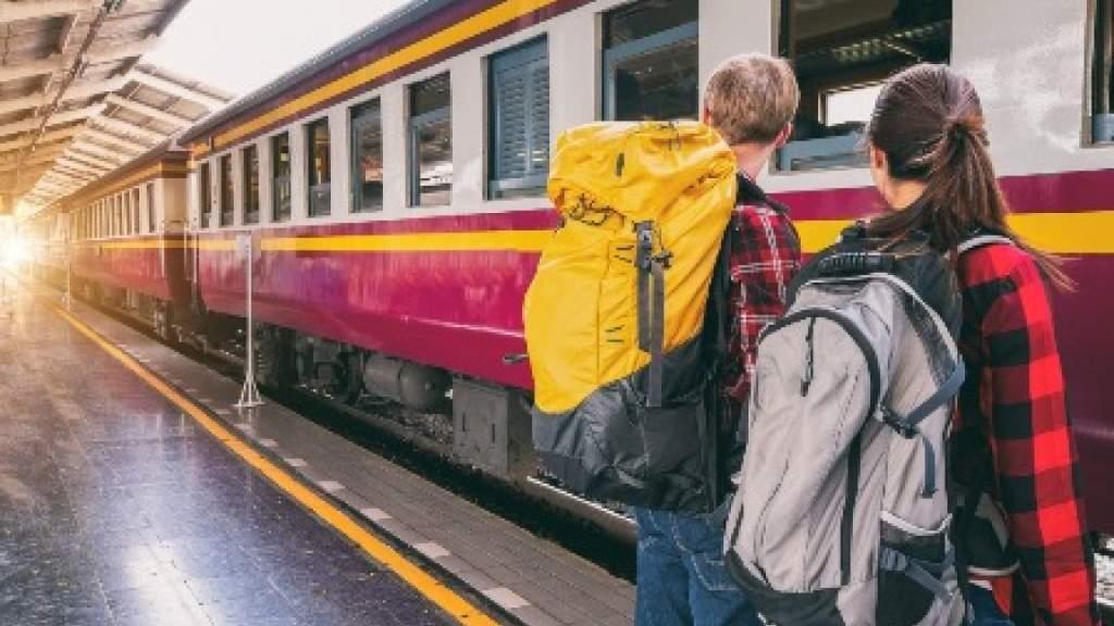 На поездах в Крым съездили за год более 1 миллиона граждан