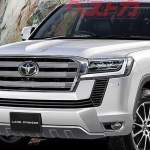 Названа новая дата премьеры Toyota Land Cruiser 300