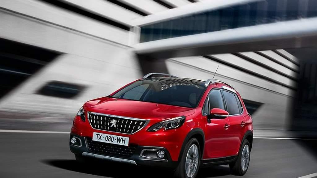 Новый Peugeot 2008 приехал в Россию: первое знакомство