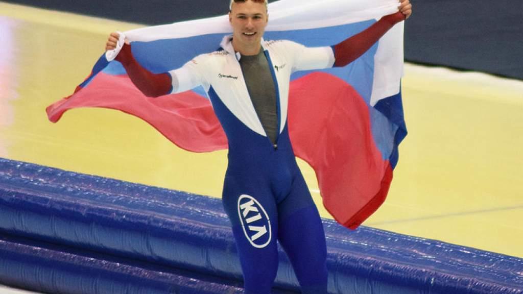 Павел Кулижников и Анжелика Сидорова стали спортсменами года в России