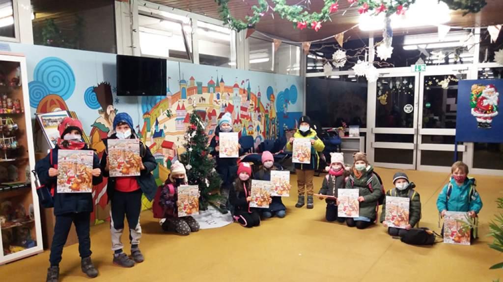 Первые рождественские подарки вручили детям в Нюрнберге