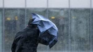 Погода на воскресенье: ожидается усиление ветра