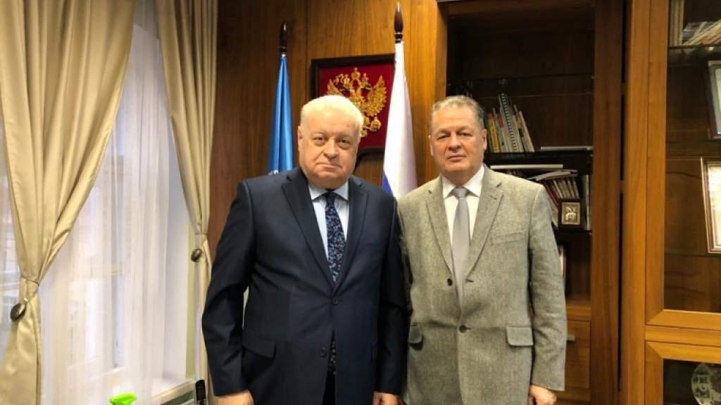 Правфонд и Международный союз юристов укрепляют взаимодействие