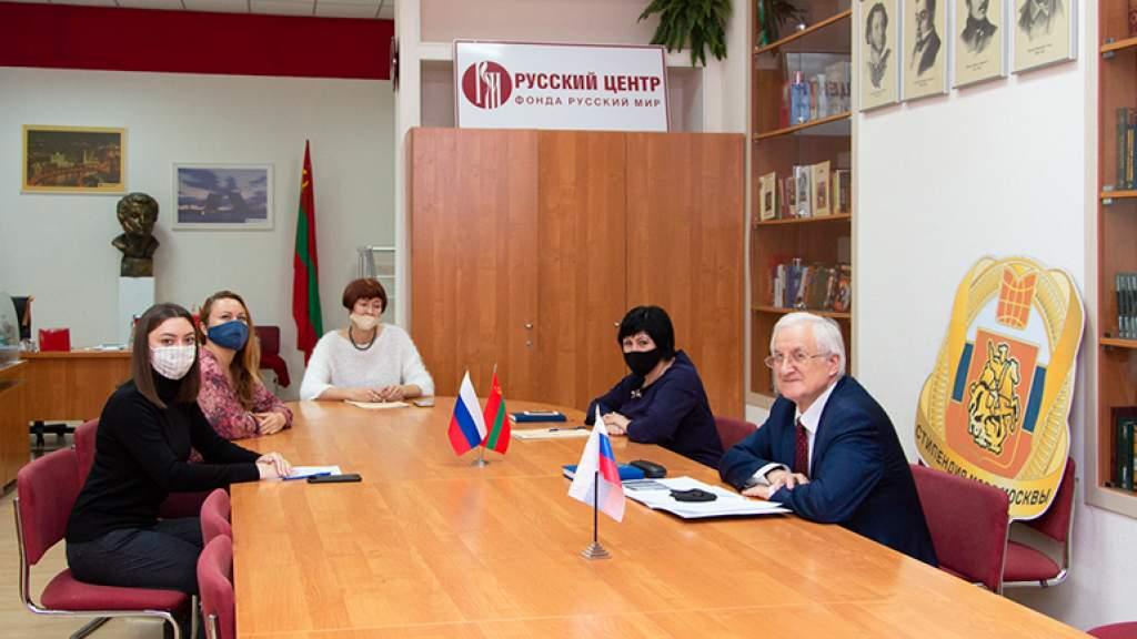 Приднестровские студенты – обладатели стипендии мэра Москвы