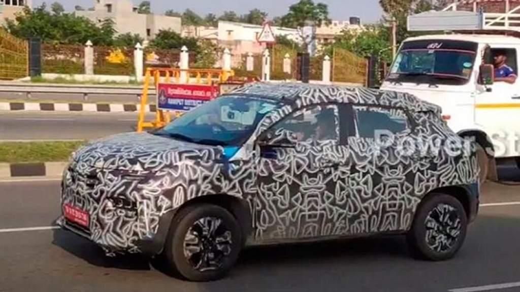 Renault начинает дорожные тесты нового кроссовера