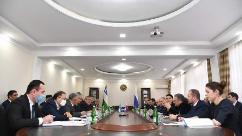 Россия и Узбекистан обсудили совместные образовательные проекты