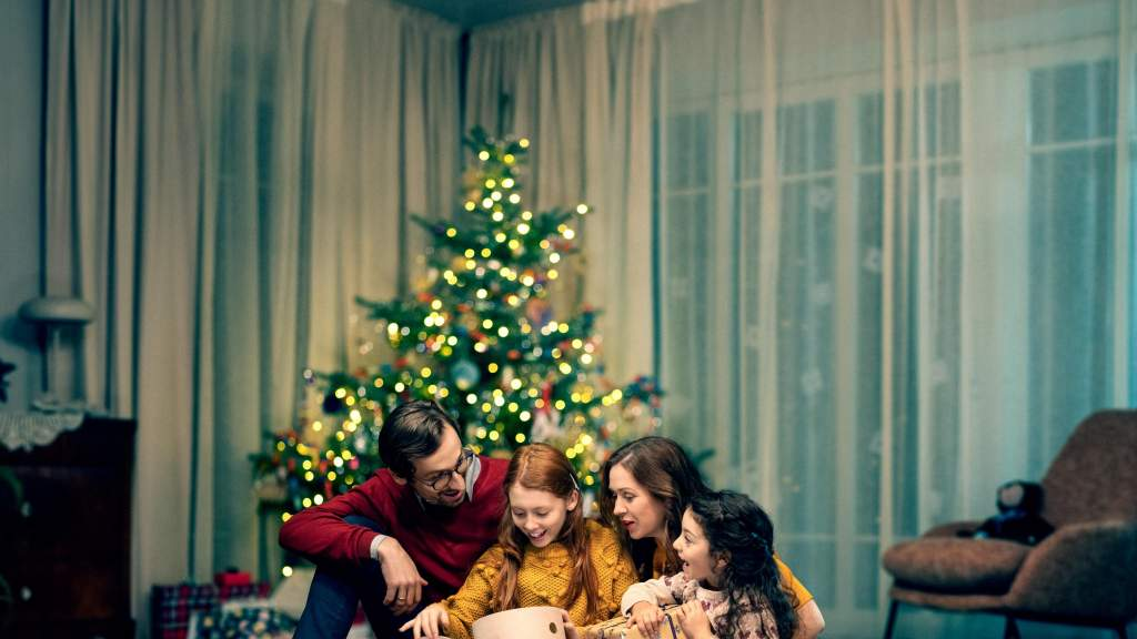 Рождественское чудо рекламы /добавлены фото/