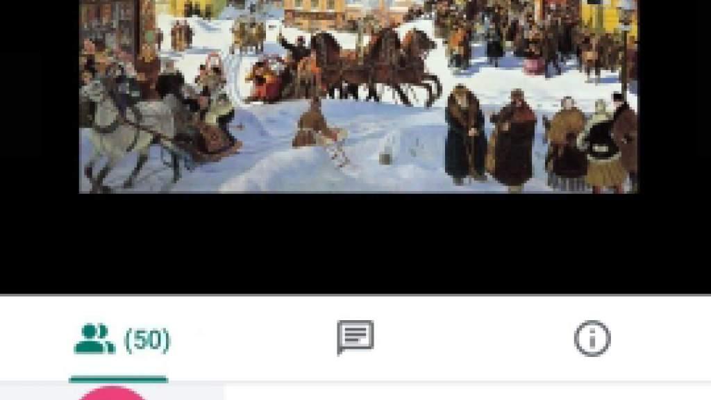 «Русская зима в творчестве Б. М. Кустодиева»: онлайн-лекция прошла в Салониках