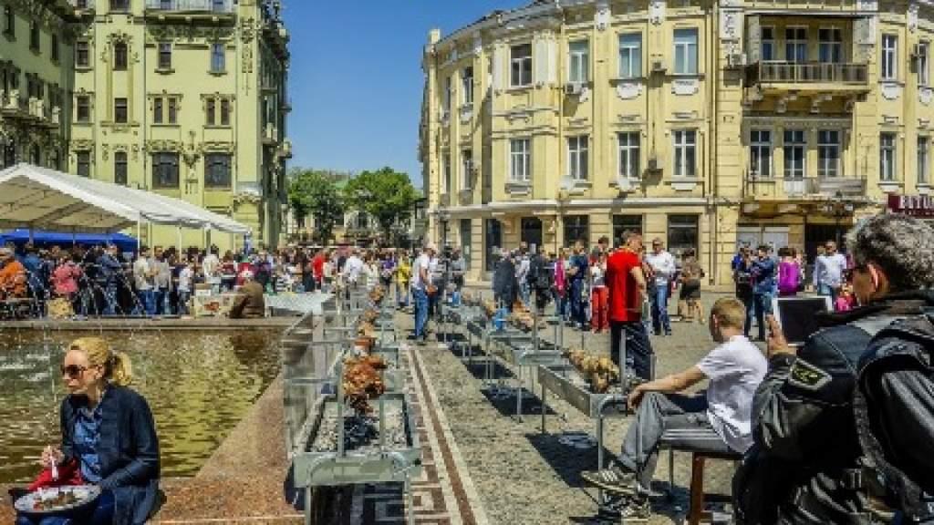 Русский язык лишен статуса регионального в Одесской области