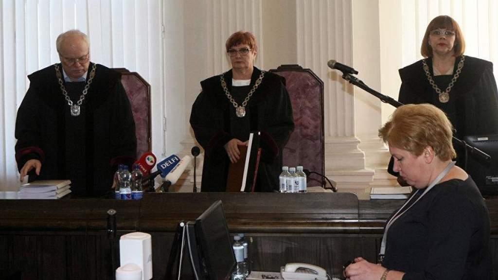 Судейский совет Литвы осудил преследование судей по делу 13 января со стороны РФ