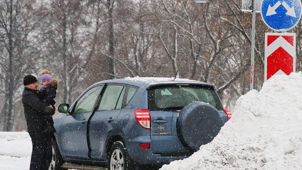 Три главных опасности зимнего вождения в России