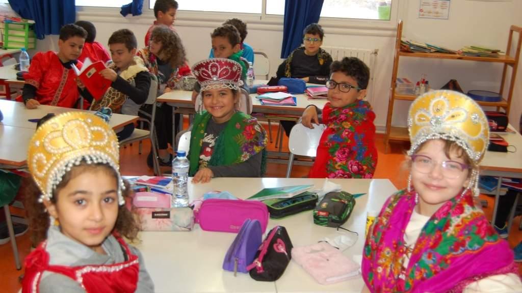 Тунисским школьникам рассказали об истории и культуре России
