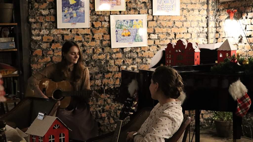 Творческий вечер «Зимняя литературная сказка» состоялся в Бресте