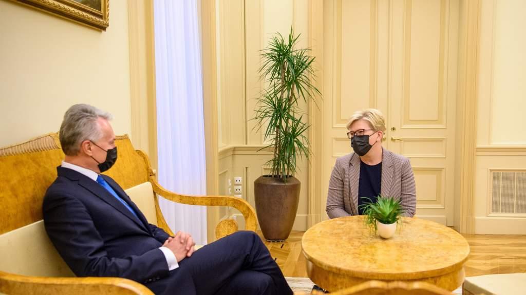 У президента Литвы есть сомнения по поводу некоторых кандидатов в министры – советник