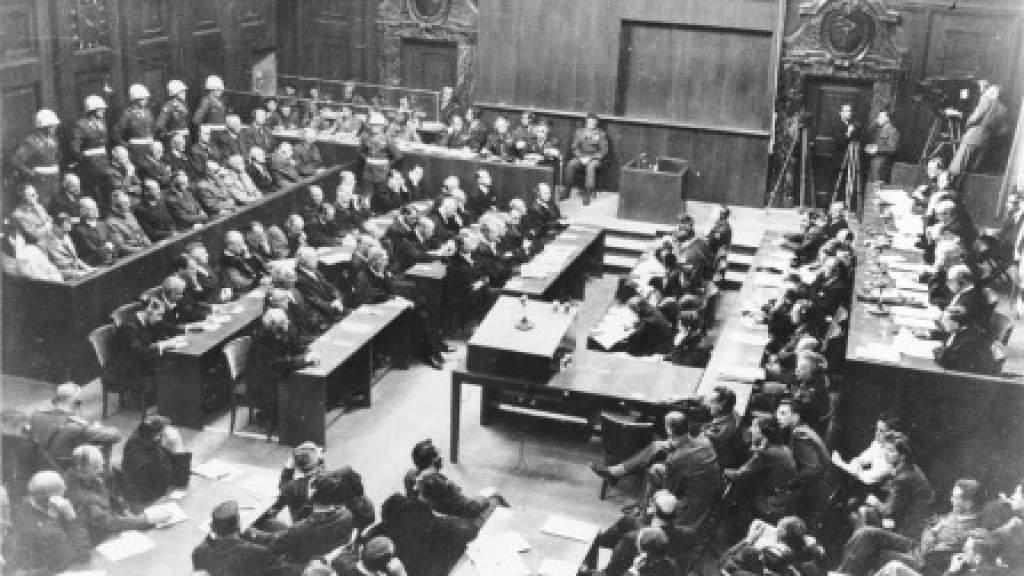 Учащиеся вузов переведут на русский язык материалы Нюрнбергского процесса