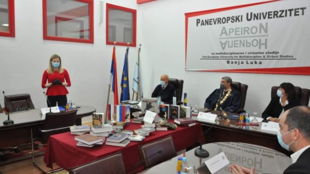 Уголок русской литературы появился в Братиславе