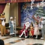 В Ханое проходят новогодние ёлки для школьников и студентов, изучающих русский язык