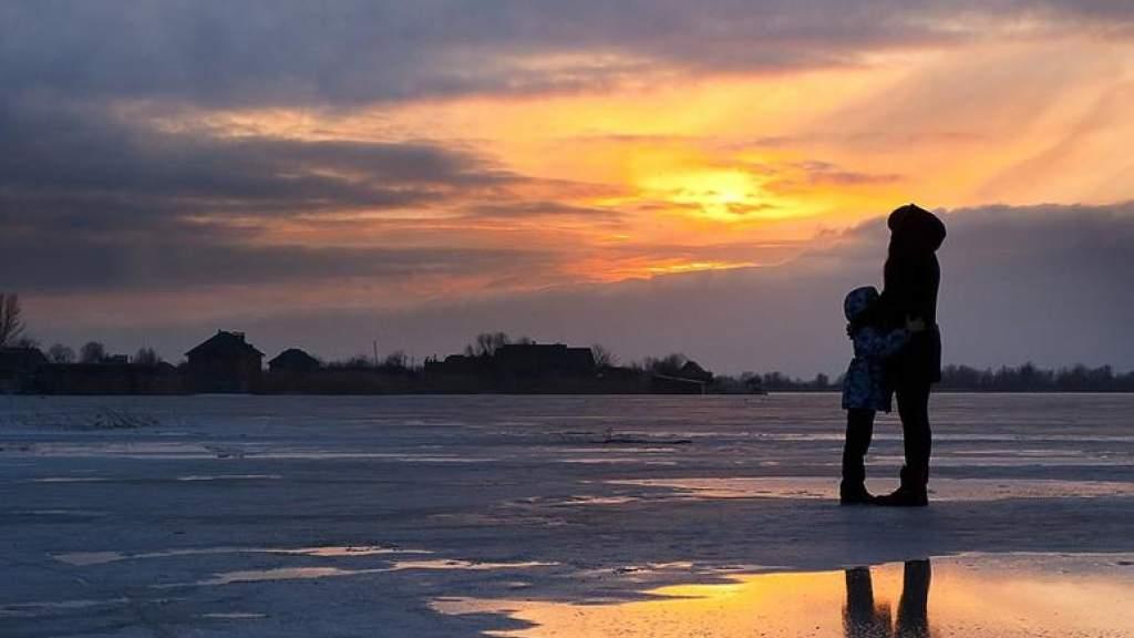 В Южной Эстонии запрещен выход на лед приграничных водоемов