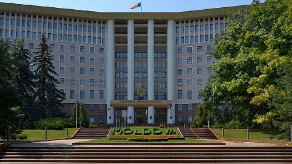 В Молдавии в 1-м чтении приняли проект закона, повышающий статус русского языка