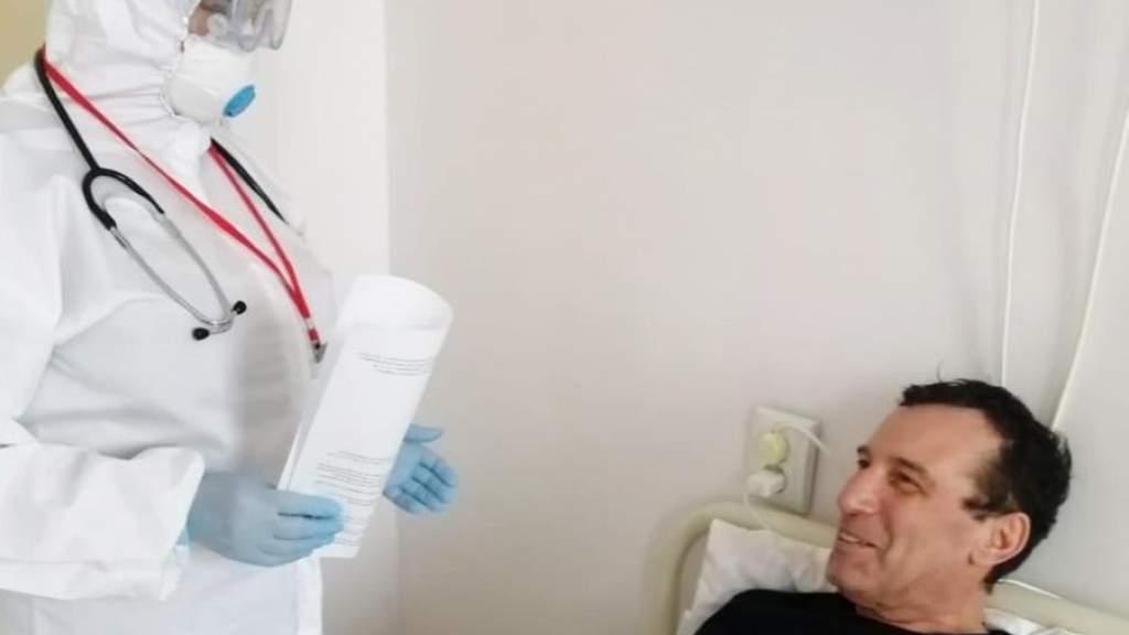 В Пензе врачи вылечили ковидного больного со 100%-ным поражением лёгких