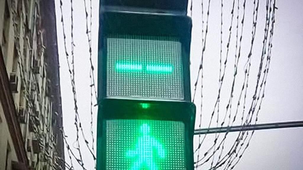 В России появились светофоры, которые не отвечают ГОСТу