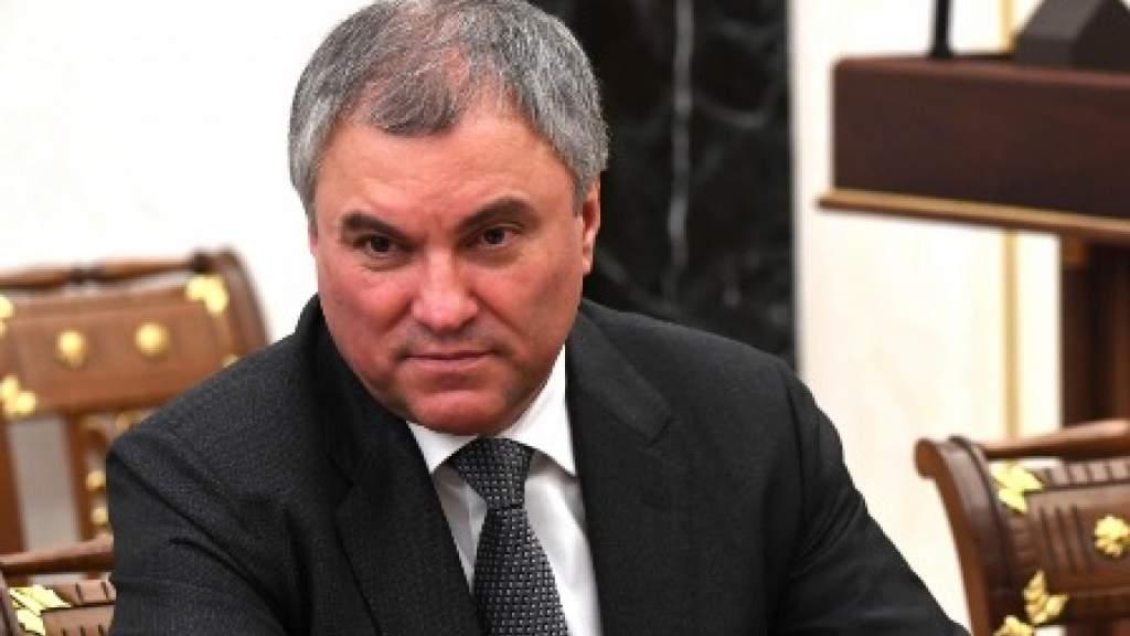 Вячеслав Володин: повышение статуса русского языка предоставляет дополнительные возможности гражданам Молдавии