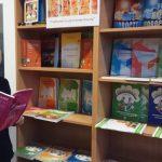 Выставка книг «Учебник – наш помощник и друг» открылась в Братиславе