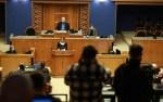 ФОТО: Кая Каллас просит у Рийгикогу мандат на формирование правительства