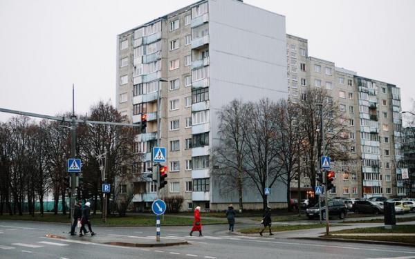 Владимир Свет: высокий уровень заражения в Ласнамяэ связан с социально-экономическими причинами