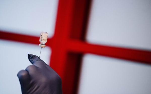 В Эстонии не зарегистрировано серьезных побочных эффектов после вакцинации