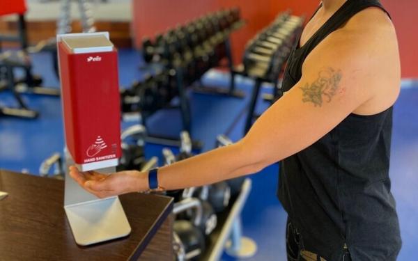 После закрытия спортивных залов таллиннцы стали активно скупать гири и гантели