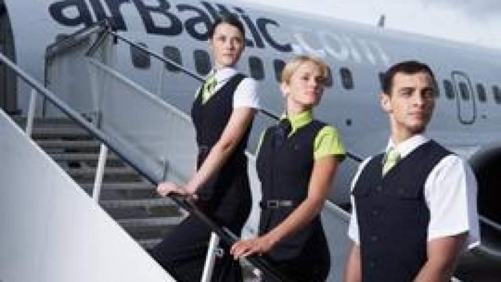 airBaltic обещает менять билеты, если у пассажира позитивный тест
