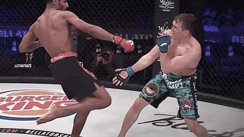 Bellator MMA представил подборку самых быстрых нокаутов в истории промоушена